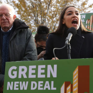'Climate Change,' the Green New Deal, and the Remaking of the American Economy