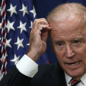 On Fracking, It's Biden vs. Biden