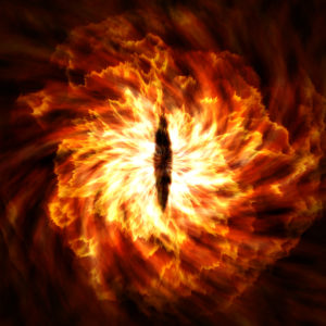 Sauron: Coronavirus Shows Need to Focus on 'Climate Change'