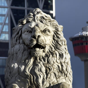 Canada as Object Lesson: The End of the Lion