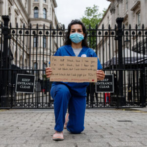 Physician, Heal the Sick -- Not the World