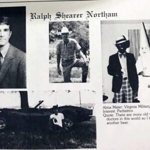 Gov. Blackface and the Greening of Virginia