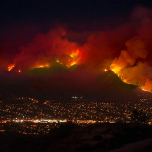 'Global Warming' Does Not Cause California Wildfires