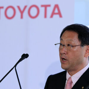 Toyota Chief on Electric Cars: Slow Down!