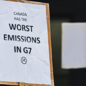 Trudeau Announces Massive Carbon-Tax Hike