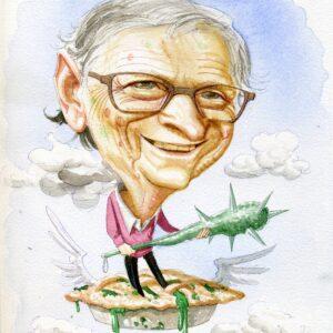 Enemies of the People: Bill Gates
