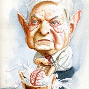 Enemies of the People: George Soros