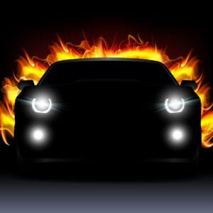 Electric Vehicle Fires: Nearly Impossible to Extinguish