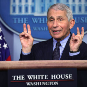 Does Anthony Fauci Even Exist?