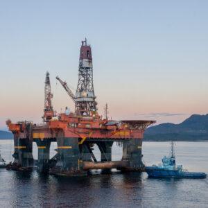 Norwegians Love Oil & Gas