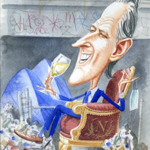 Enemies of the People: Gavin Newsom
