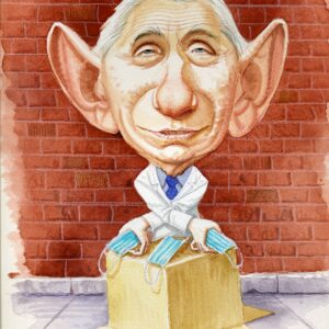 Enemies of the People: Dr. Fauci